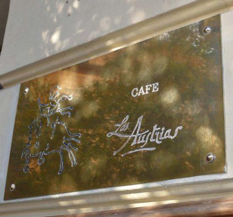Exteriores Café de loa Austrias