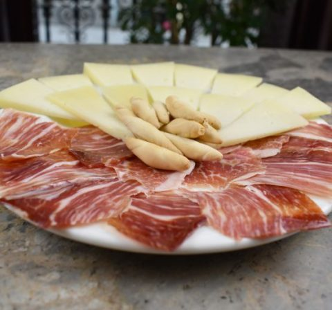 Mixta Jamon y queso