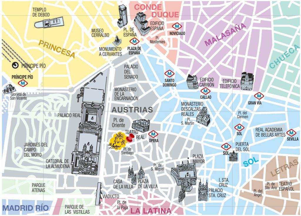 Mapa-astrias